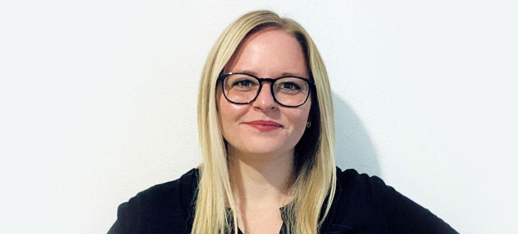 Nicole Grestenberger, Personal- und Marketingleiterin