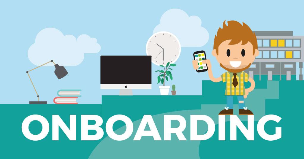 Onboarding mit der Mitarbeiter-App von LOLYO