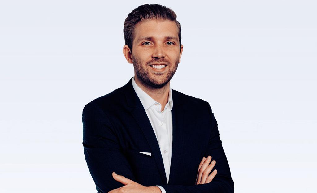 Marcel Winkler, Strategie & Marketing von HGZ